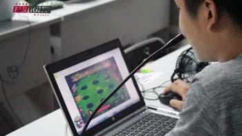 成都1607班H5打地鼠项目之1组项目展示