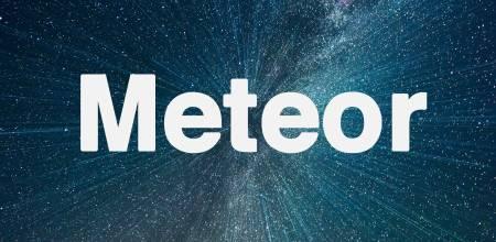 用Meteor快速开发跨平台应用